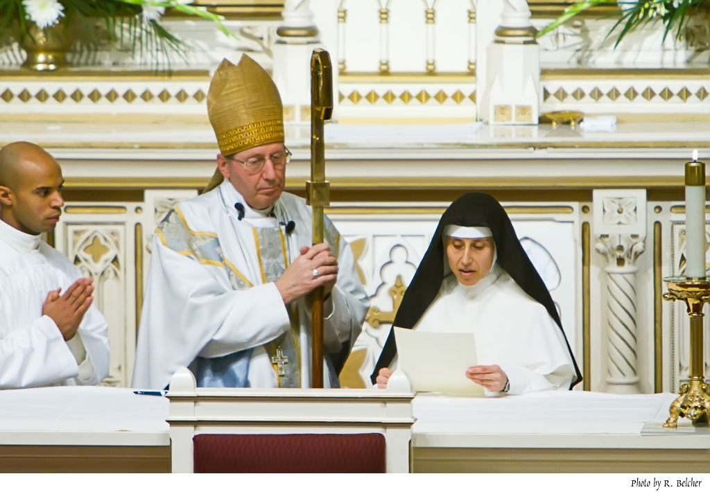 Profession of Sr. Mary Joseph, O. Praem.