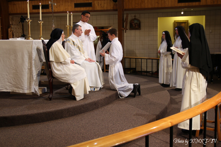 01 Rite of Solemn Profession