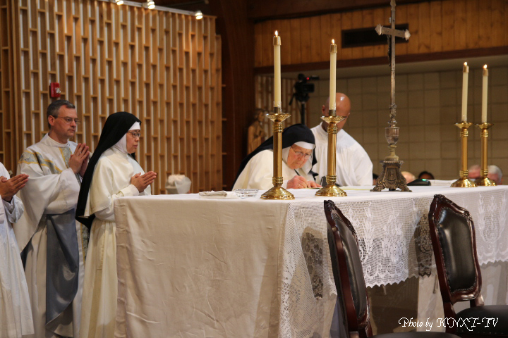 09 Signing of the Religious Profession