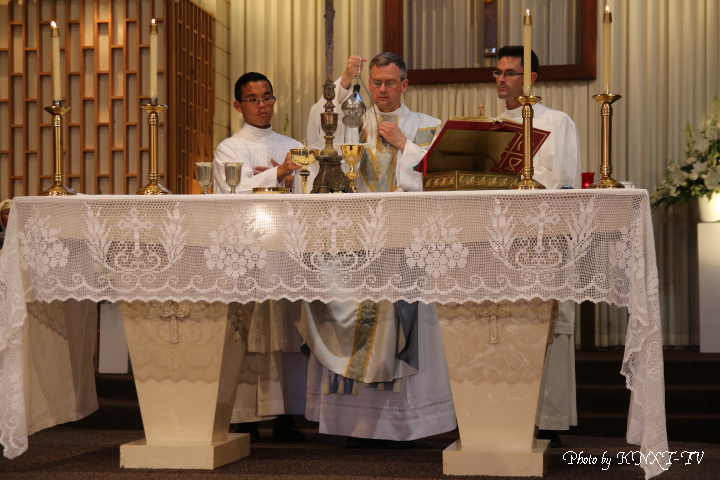 20 Liturgy of the Eucharist