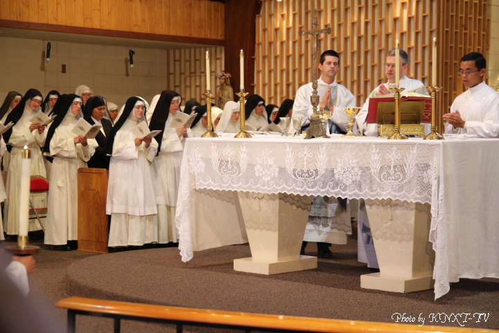 21 Liturgy of the Eucharist