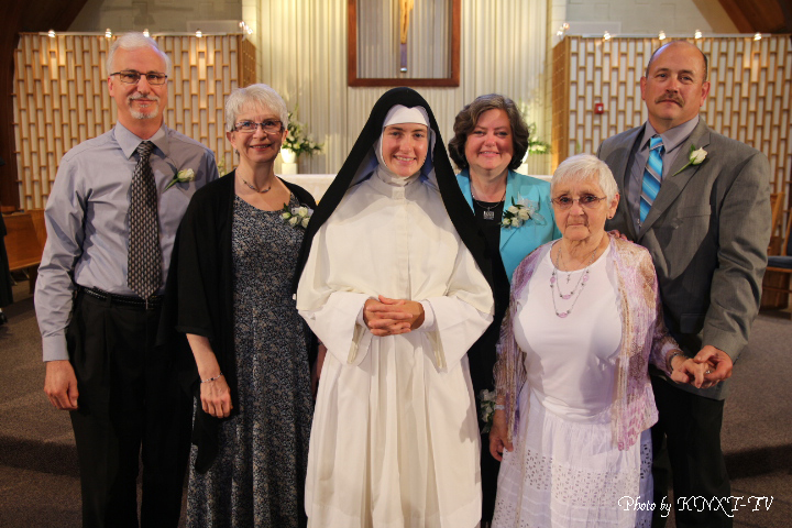31 Family of Sr. Mary Michael