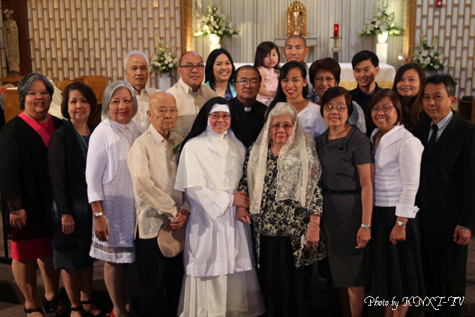 32 Family of Sr. Mary Anne