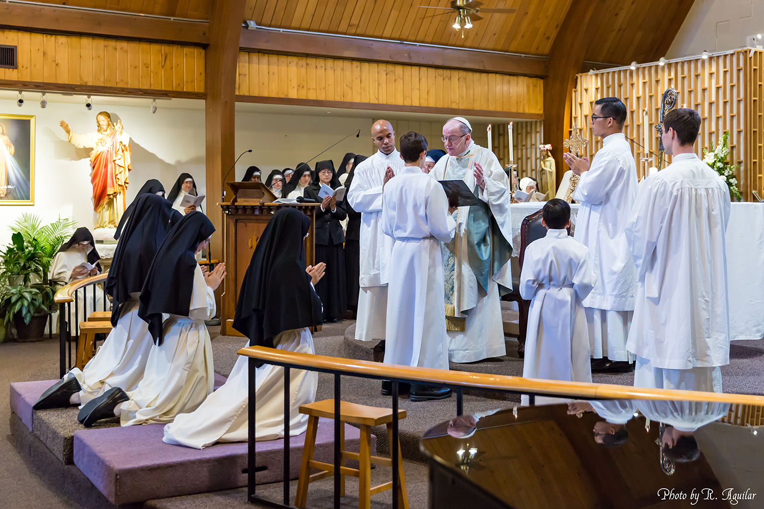 30 Consecration of the Professed