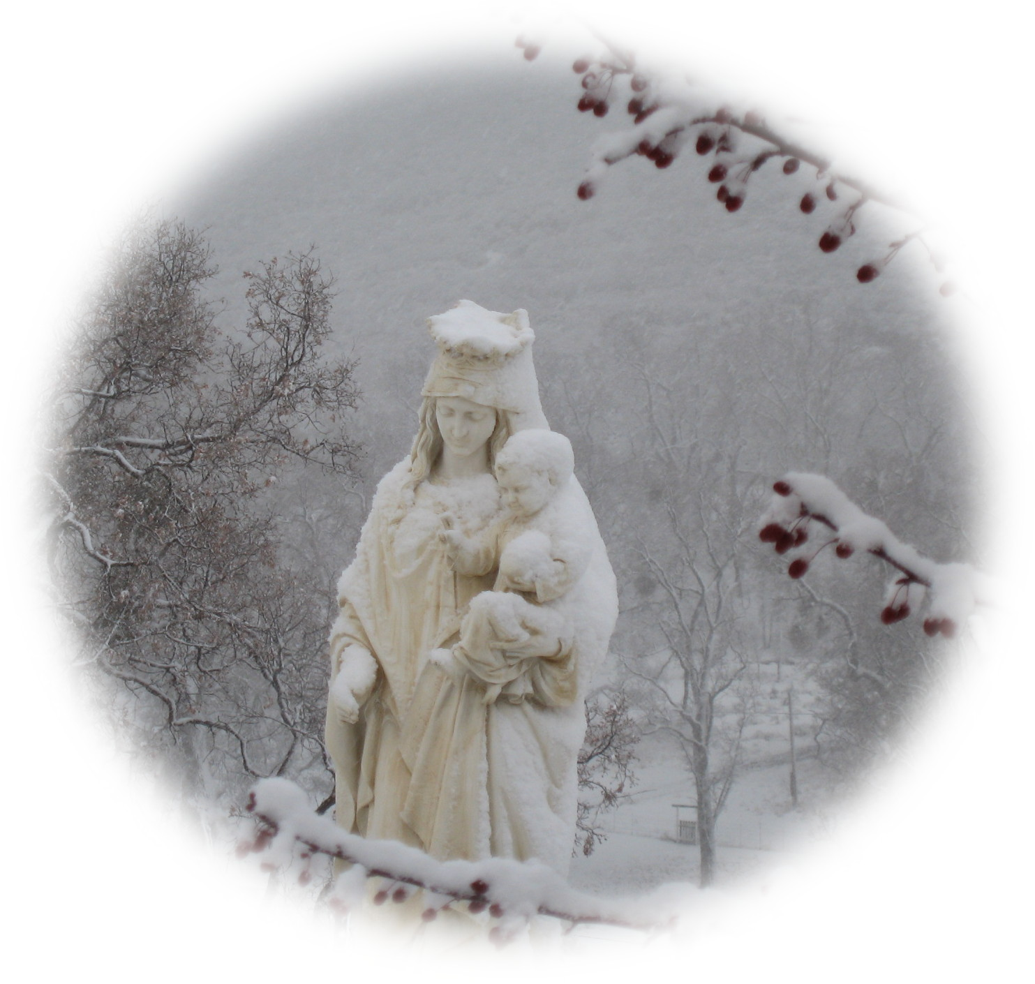 Our Lady in Winter1